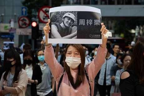 Hong Kong confirma morte de estudante em protestos