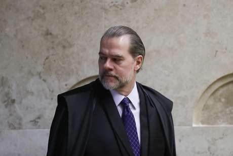 Dias Toffoli, presidente do STF.