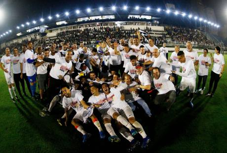 Massa Bruta voltará a jogar Série A após 21 anos (Foto: Reprodução)