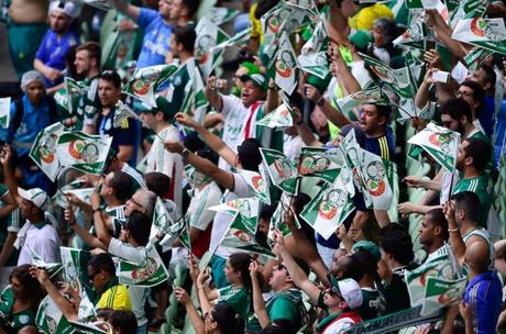Palmeiras já vendeu 31 mil ingressos para o jogo contra o Corinthians (Foto: Fernando Dantas/Gazeta Press)