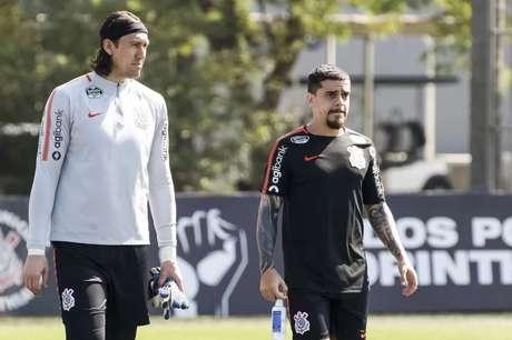 Lideranças do Corinthians podem ser baixas no clássico (Foto: Rodrigo Gazzanel/Ag. Corinthians)