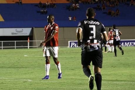 Nada de gols no Serra Dourada (Foto: Divulgação/Vila Nova)