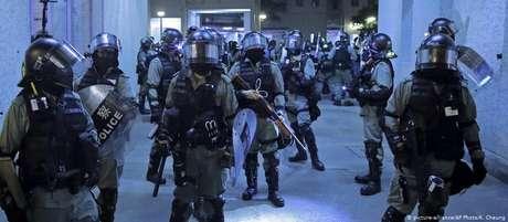 Autoridades negam correlação entre ação policial e morte de estudante