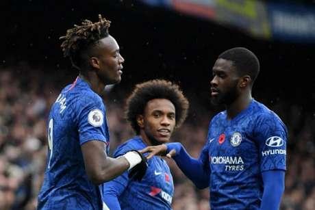 Chelsea venceu a sexta seguida (Foto: Reprodução)