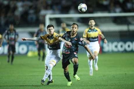 Criciúma não vence já oito partidas na Série B (Foto: José Tramontin/Criciúma)
