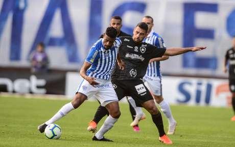 Botafogo e Avaí se enfrentam no Nilton Santos (Foto: Eduardo Valente/Lancepress!)