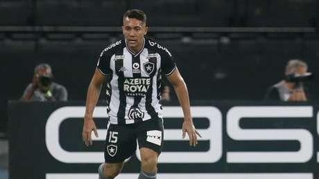 Jean voltou o time contra o Flamengo (Foto: Vítor Silva/Botafogo)
