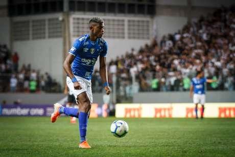 Orejuela deve ser titular contra o Avaí, na próxima rodada do Brasileirão (Foto: Vinnicius Silva/Cruzeiro)