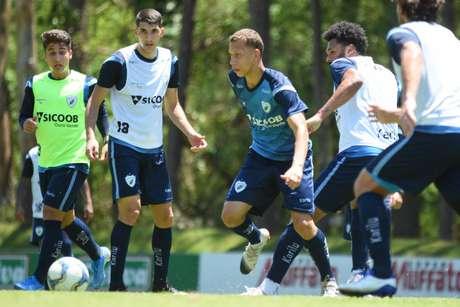 Londrina vem de quatro derrotas consecutivas na Série B (Foto: Gustavo Oliveira/Londrina)
