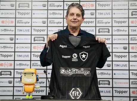 Ricardo Rotenberg vai comandar duas vice-presidências no clube alvinegro (Foto: Vítor Silva/Botafogo)