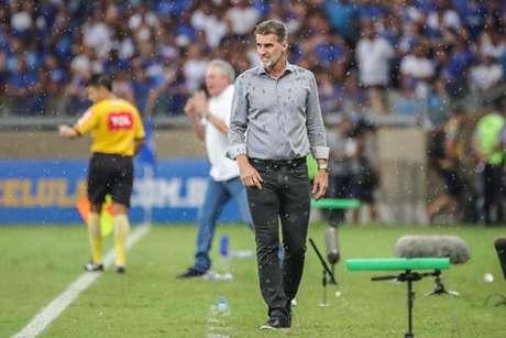 Mancini mostrou confiança em um final feliz para o Galo no Brasileiro- (Bruno Cantini/Atlético-MG)