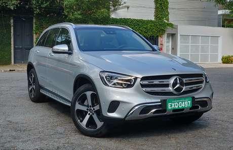 O Mercedes GLC Enduro a diesel custa R$ 329.900.