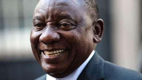 África do Sul, hoje presidida por Cyril Ramaphosa, foi o último país a ingressar no grupo