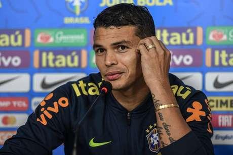 Thiago Silva completou 35 anos em setembro (Foto : Pedro Martins / MowaPress)