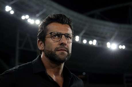 Alberto Valentim é o técnico do Botafogo (Foto: Vítor Silva/Botafogo)