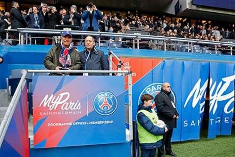 PSG é o primeiro clube europeu em programas de sócio-torcedor para brasileiros (Divulgação)