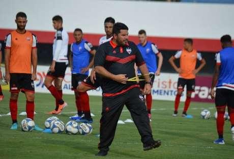 Atlético-GO tenta o acesso à primeira divisão (Foto: Divulgação/ACG)