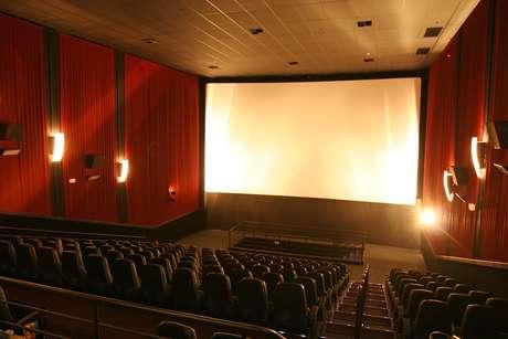 Cinema no Shopping Cidade Jardim