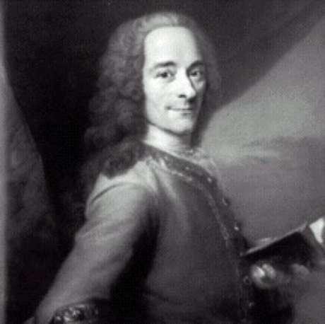Voltaire, a importância social do mundano.