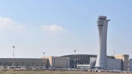 A Rússia nega sugestões de Israel de que esteja por trás da interferência em sinais de GPS no maior aeroporto israelense