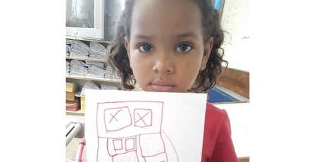 Ketellen Umbelino de Oliveira Gomes tinha 5 anos