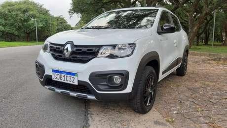 Renault Kwid: vantagem sobre o rival na hora da troca.