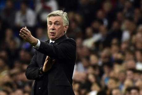 Carlo Ancelotti conquistou duas Champions no Milan (Foto: Gerard Julien / AFP)