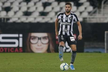 Gabriel crê que pior momento já passou (Foto: Vítor Silva/Botafogo)