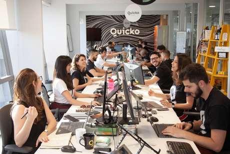 A startup de mobilidade Quicko desenvolveu uma plataforma que analisa os percursos com inteligência artificial para oferecer o melhor caminho ao usuário