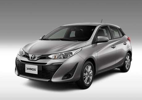 A Toyota substituiu o motor 1.3 pelo 1.5 na versão XL Plus Connect.