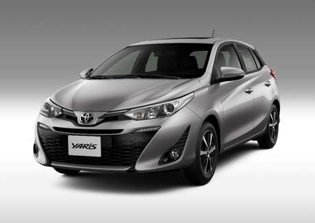 Toyota Yaris X-Way: versão com apelo aventureiro e detalhes visuais exclusivos.