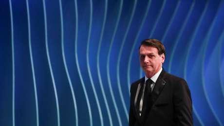 Presidente Jair Bolsonaro anunciou desfiliação do PSL e diz que pretende fundar o próprio partido