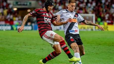 Confira as imagens do grande jogo entre Flamengo e Vasco