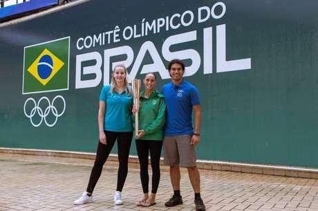 (Foto: Guilherme Taboada/COB)
