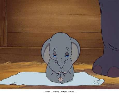 'Dumbo': clássico da Disney também está na lista de filmes que receberam o aviso antes da exibição