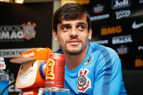 Fagner deve voltar a jogar pelo Corinthians, neste domingo, contra o Inter (Foto: Luis Moura/WPP)