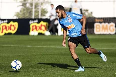 Última partida de Everaldo foi no mês de agosto (Foto: Rodrigo Gazzanel/Ag. Corinthians)
