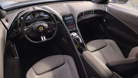 Ferrari Roma GT V8.