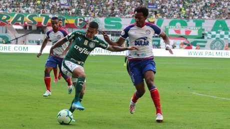 Em 11 de agosto, Palmeiras e Bahia ficaram no 2 a 2, no Allianz (Mauricia Da Matta/Photo Premium/Lancepress!)