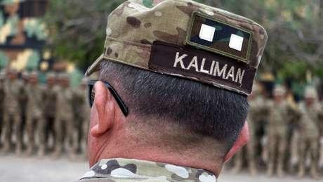 O general Williams Kaliman fez um 'pedido' da renúncia de Evo Morales