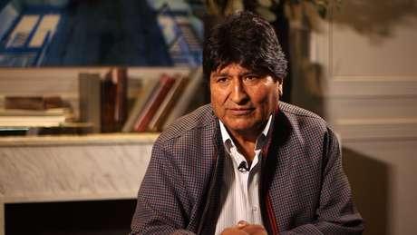 Evo Morales conversou com a BBC News Mundo no México