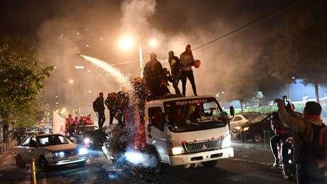 O Equador viveu em meados de outubro vários dias de protestos pela decisão do governo de acabar com o subsídio a combustíveis