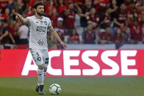 João Paulo comentou a derrota do Botafogo (Foto: Vitor Silva/Botafogo)
