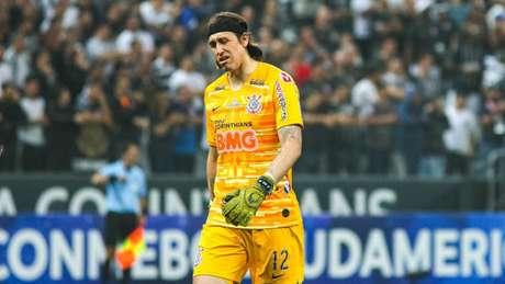 Cássio vê jogos restantes do Brasileiro como uma decisão (Foto: Marcello )Fim/Ofotografico/Lancepress!