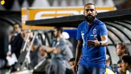 Coelho tem a missão de classificar o Corinthians à Libertadores de 2020 (Foto: Daniel Augusto JR)