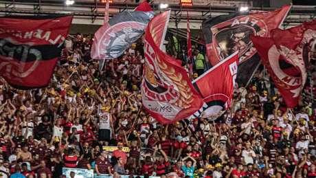 Flamengo pode ser campeão sem entrar em campo no próximo domingo (Alexandre Vidal/Flamengo)