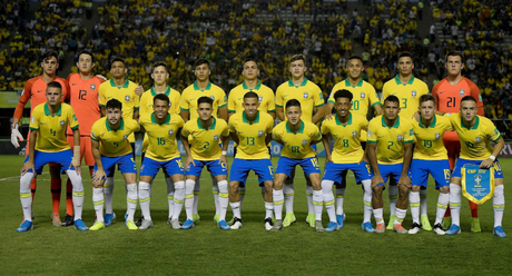 Brasil é tetracampeão mundial (Foto: Divulgação/CBF)