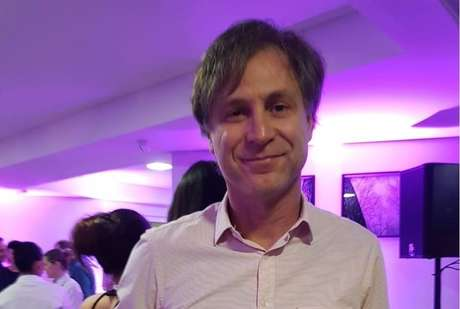 O médico Eduardo Frederico Borsarini Philippi