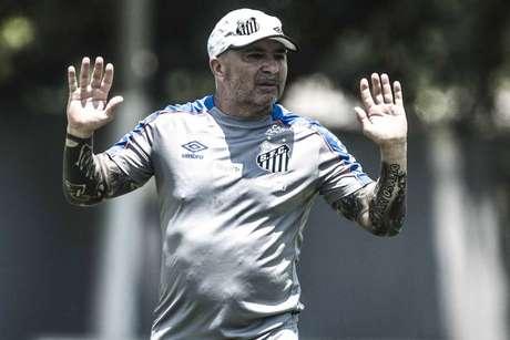 Santos tem estratégia por reforços importantes para 2020 (Ivan Storti/SFC)