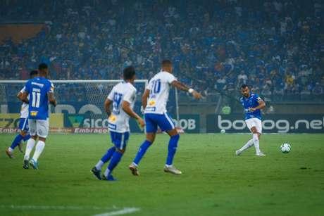 Cruzeiro ficou no 0 a 0 com o Avaí no Mineirão (Foto: Vinnicius Silva/Cruzeiro)